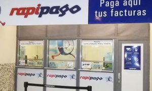 Sucursales de Rapipago operando al 06 de Abril Que operan en efectivo y con débito.